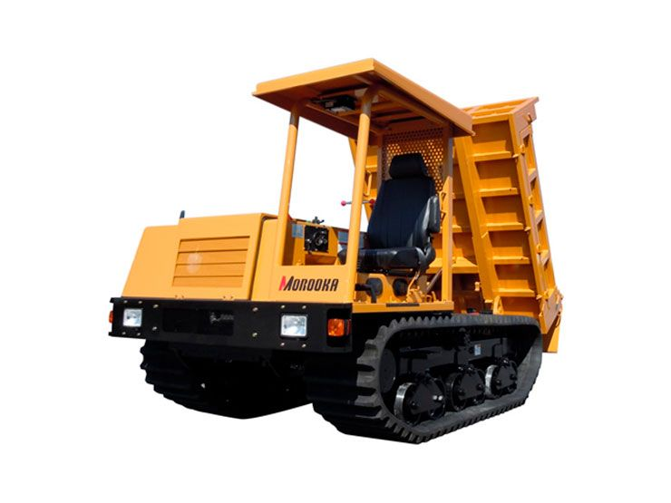 Morooka MST-600VD Tracked Carrier